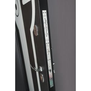 Киборг Т-1000Л чёрный шёлк лазерная резка